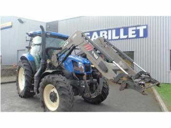 Tractor agricola New Holland T6165