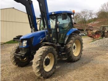 New Holland T6-120 - tractor agricola