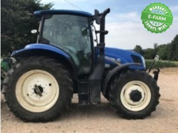 Tractor agricola New Holland T6.120