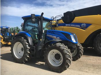 Tractor agricola New Holland T6.125 S Deluxe