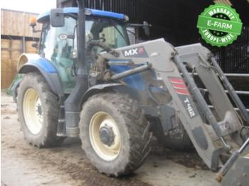Tractor agricola New Holland T6.140