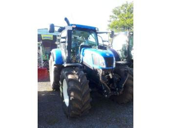 New Holland T6.140 AC - tractor agricola