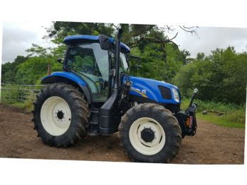 New Holland T6.140 ELECTRO COMMAND - tractor agricola