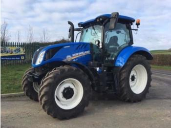 New Holland T6.145 DCT - tractor agricola