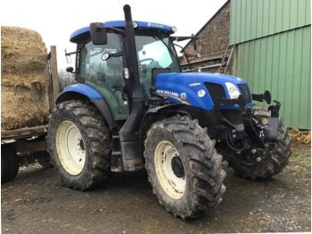 New Holland T6-150 - tractor agricola