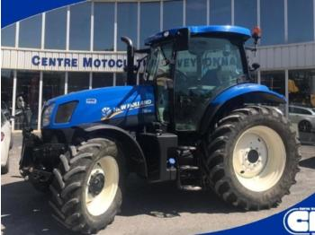 New Holland T6.155 EC - tractor agricola