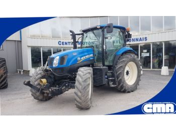 New Holland T6.155 ELECTRO COMMAND - tractor agricola