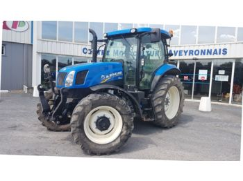 Tractor agricola New Holland T6.155 ELECTRO COMMAND
