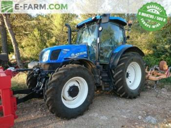 New Holland T6-160 - tractor agricola
