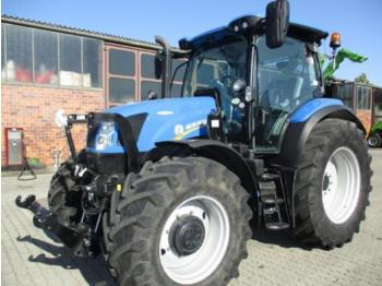 New Holland T6.160AC - tractor agricola