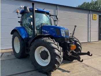 New Holland T6.160 AC - tractor agricola