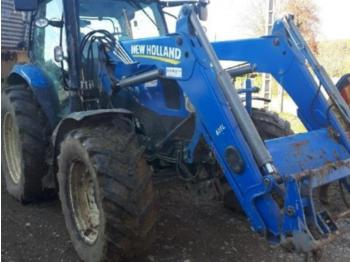 New Holland T6 160 AC - tractor agricola