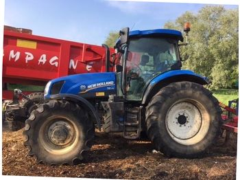 Tractor agricola New Holland T6 175 ELECTROCOMMAND