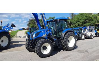 New Holland T6.175 SideWinder II  - tractor agricola
