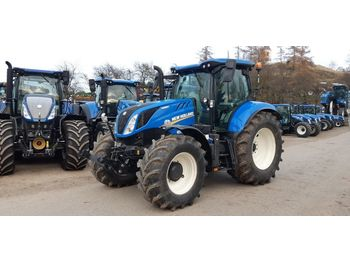 New Holland T6.180 Auto Command SideWinder II  - tractor agricola