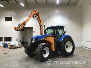 New Holland T7030 4WD SA - tractor agricola