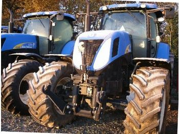 New Holland T7040 - tractor agricola
