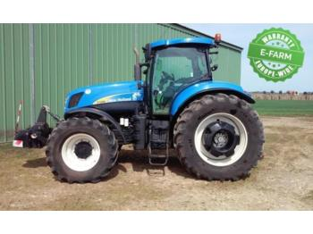 Tractor agricola New Holland T7050 POWER COMMAND