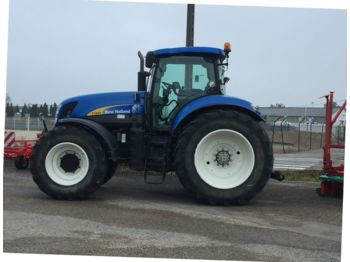 New Holland T7050 POWER COMMAND - tractor agricola