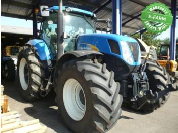 New Holland T7060 - tractor agricola