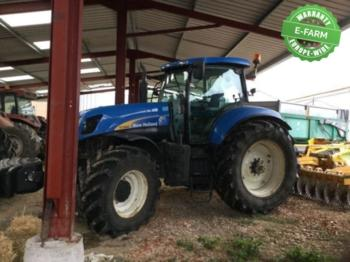 New Holland T7060APC-SW II - tractor agricola