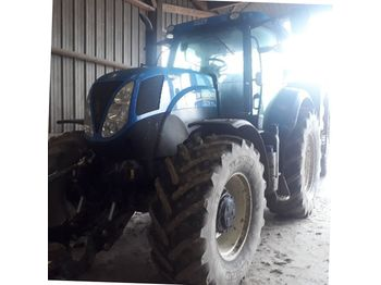 New Holland T7185 - tractor agricola