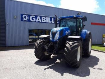 New Holland T7210AC - tractor agricola