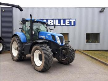 New Holland T7250 - tractor agricola