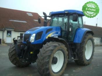 New Holland T7550ELITE - tractor agricola