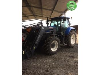 Tractor agricola New Holland T7.170