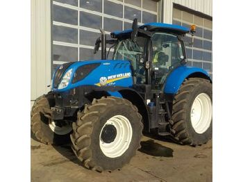 New Holland T7.190 - tractor agricola