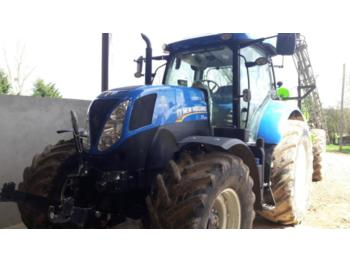 New Holland T7.200 - tractor agricola