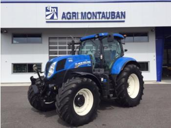 New Holland T7.200 AC - tractor agricola