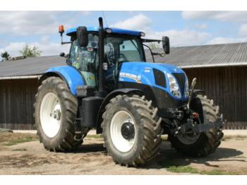 New Holland T7.200 AUTOCOMMAND - tractor agricola