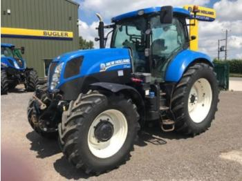 New Holland T7.200 POWER COMMAND SIDEWINDER - tractor agricola