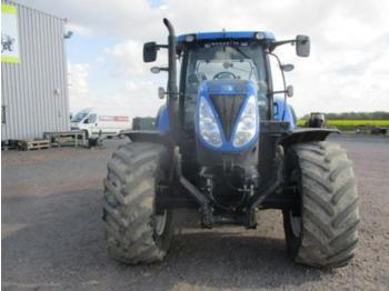 New Holland T7.200 RANGE COMMAND SWII - tractor agricola