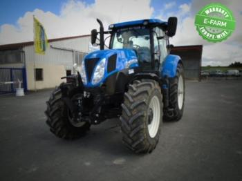 New Holland T7.210PC - tractor agricola