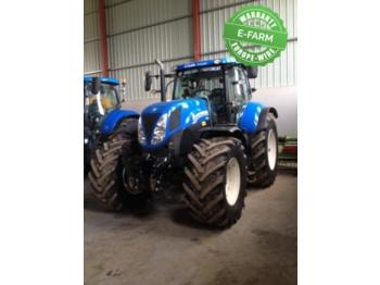 New Holland T7 210 AC - tractor agricola