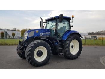 New Holland T7.210 AC - tractor agricola