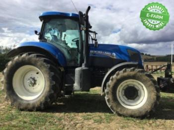 New Holland T7.210 APC - tractor agricola
