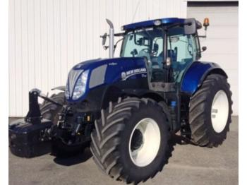 New Holland T7.210 AUTOCOMMAND - tractor agricola