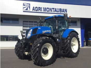 Tractor agricola New Holland T7.210 POWER COMMAND
