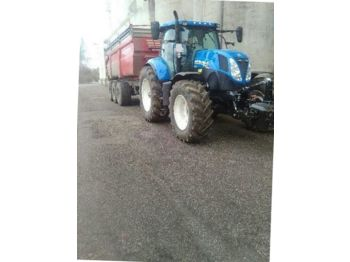 New Holland T7.210 POWER COMMAND - tractor agricola
