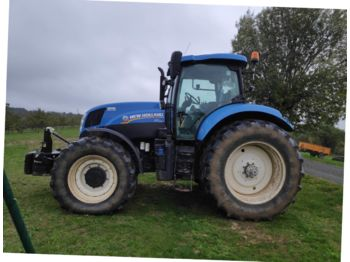 New Holland T7.210 RANGECOMMAND - tractor agricola