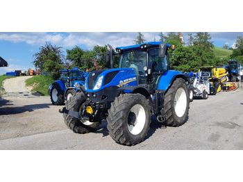 New Holland T7.210 SideWinder II  - tractor agricola