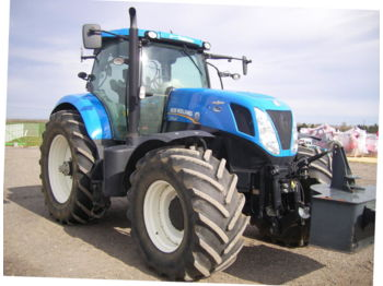 New Holland T7.220 AUTOCOMMAND - tractor agricola