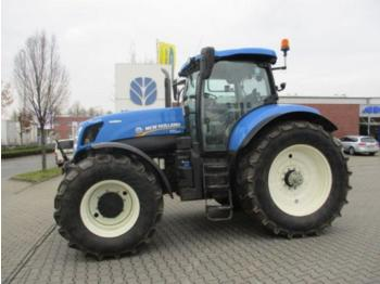 Tractor agricola New Holland T7.220 AutoCommand - Junge Maschine: foto 1