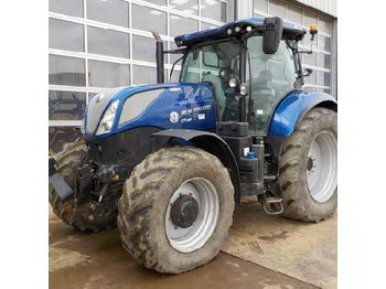 New Holland T7.225 - tractor agricola