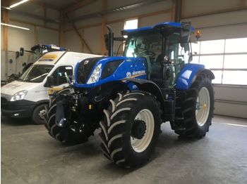 New Holland T7.230 SideWinder II  - tractor agricola