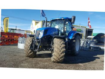 New Holland T7.235 POWER COMMAND - tractor agricola